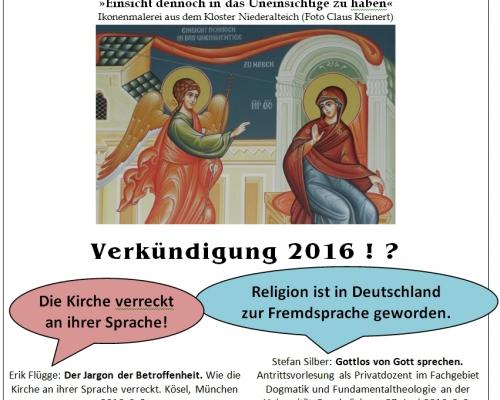 KRGB-Landestagung 2016 Kloster Niederalteich