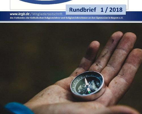 Der Rundbrief 1/2018 Digital-Ausgabe